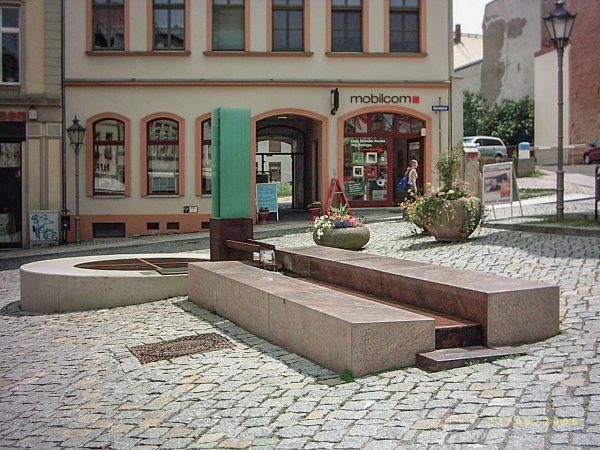 Altenburg Kornmarkt