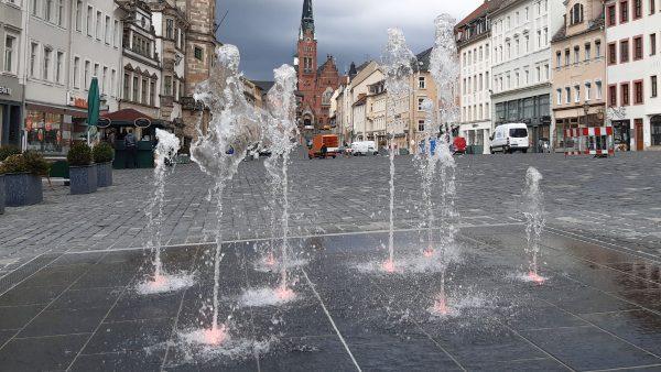 Altenburg Marktbrunnen