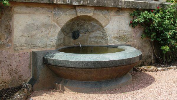 Brunnenmeisterei Weimar, Schreier, Altenstein Schlosspark Löwenbrunnen