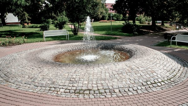 Bad Frankenhausen Kurpark