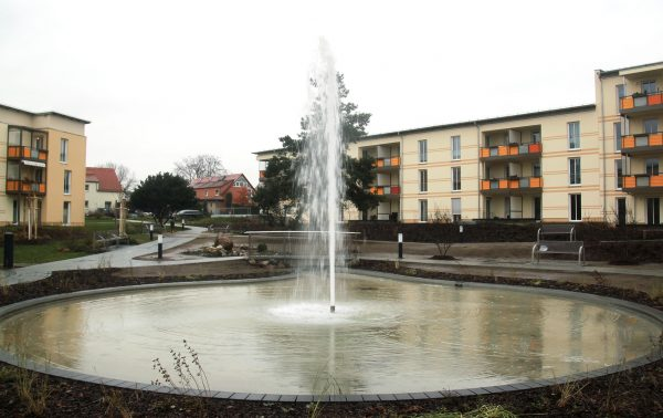 Coswig Moritzburger-Strasse Seniorenwohnpark