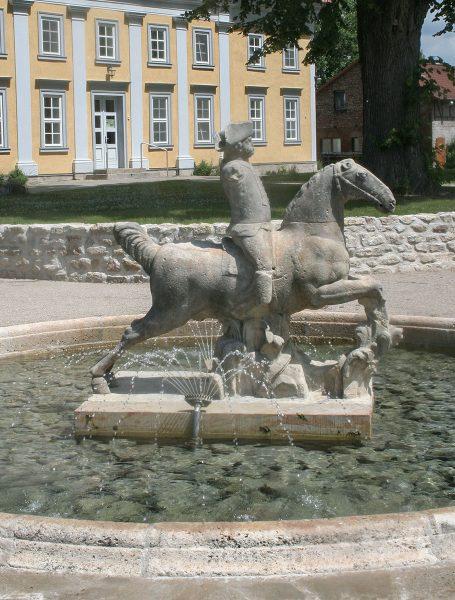 Ebeleben Schlosspark