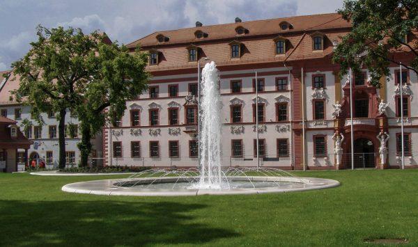 Erfurt Hirschgarten Staatskanzlei