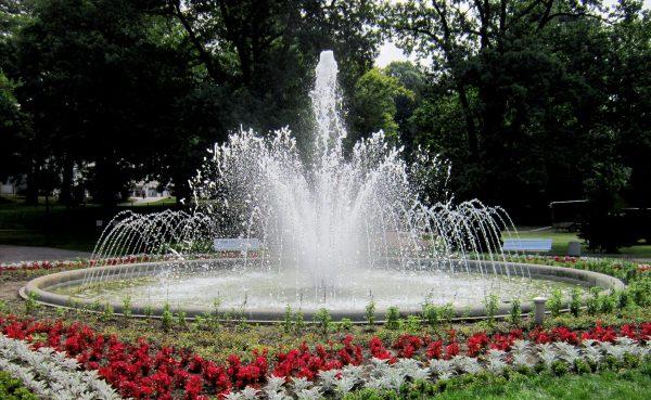 Freiberg Albertpark