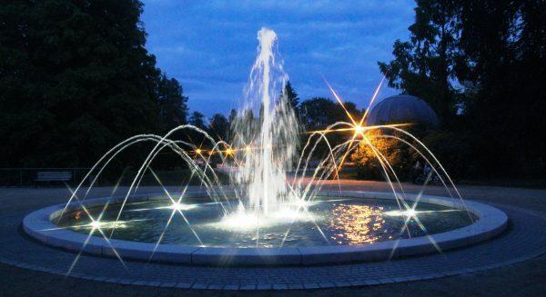 Friedrichroda Kurpark