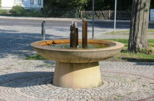 Brunnenmeisterei Weimar, Schreier, Georgenthal Schlossplatz
