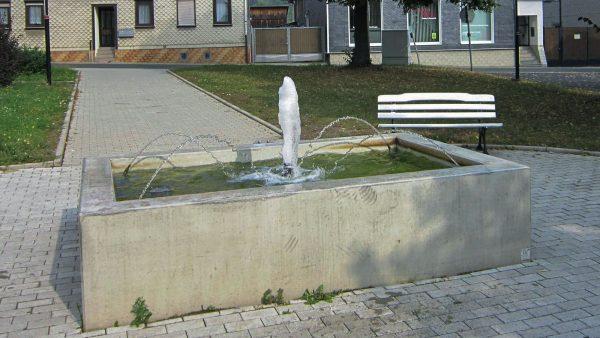 Geschwenda Lindenplatz