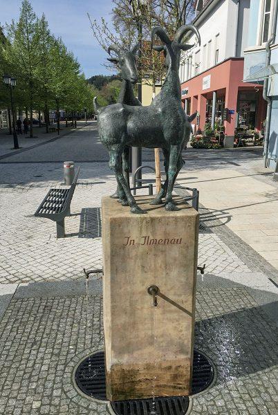Ilmenau Ziegenbrunnen