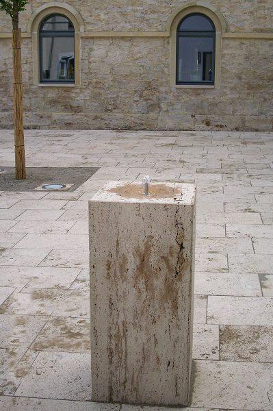 Jena Löbdergraben Trinkbrunnen