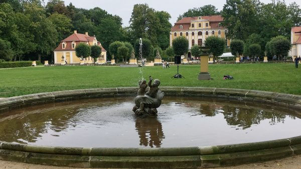 Brunnenmeisterei Weimar, Schreier, Neschwitz Barockschlosspark