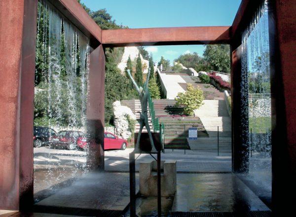 Nordhausen Wasserachse Landesgartenschau