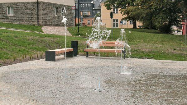 Oelsnitz Erz. Stadtpark