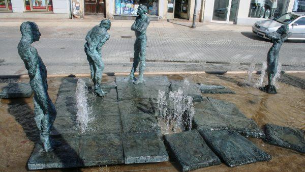 Brunnenmeisterei Weimar, Schreier, Plauen König Albert Brunnen