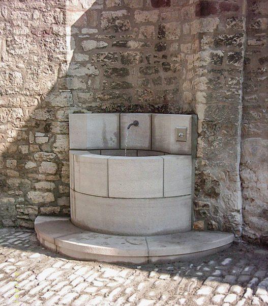 Querfurt-Trinkbrunnen