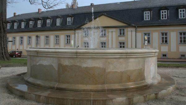 Saalfeld Schlossbrunnen