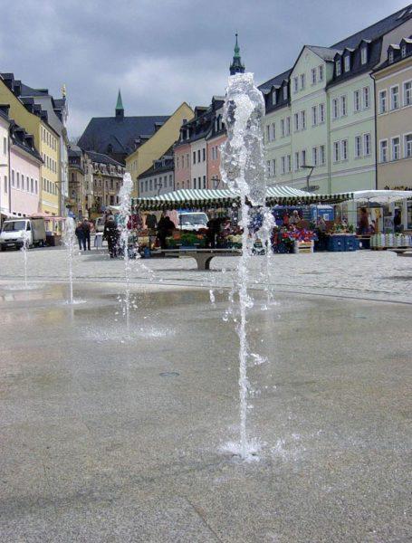 Schneeberg Markt