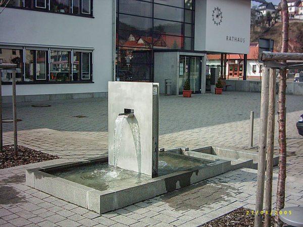 Trusethal Rathausbrunnen