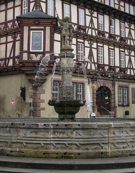 Vacha Marktbrunnen