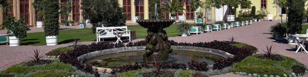 Brunnenmeisterei Weimar, Schreier, Weimar Belvedere Schloss Orangerie