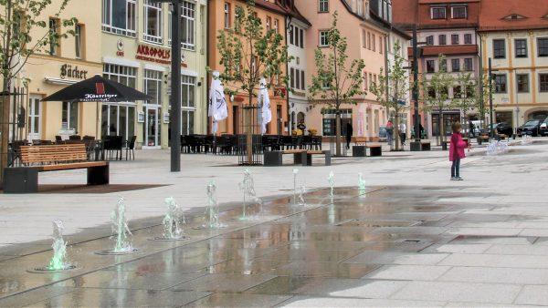 Weissenfels-Marktplatz