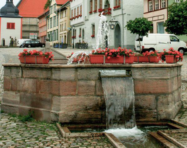 Weißensee Markt