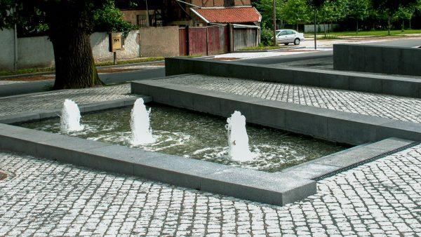 Weißensee Mitscherlichplatz