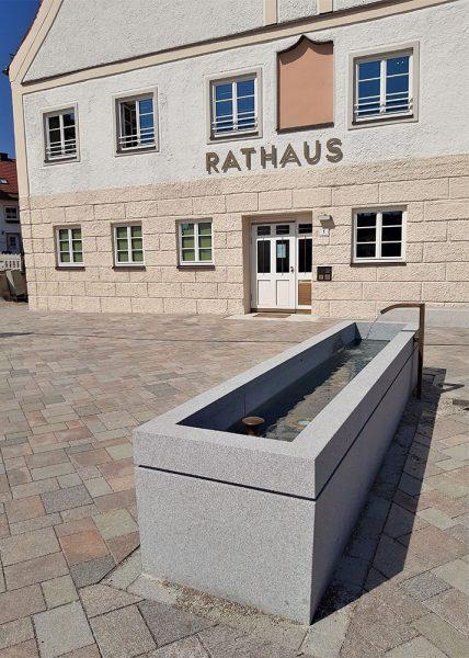 Denklingen-Rathaus