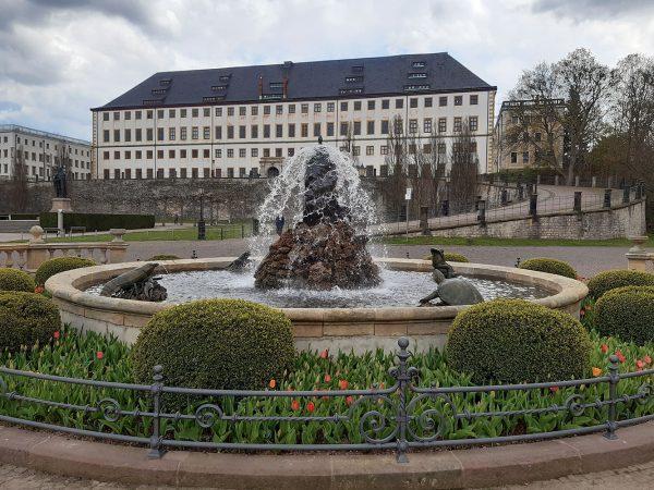 Gotha-Wasserkunst